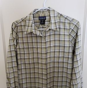 W'S XS Patagonia Flannel
